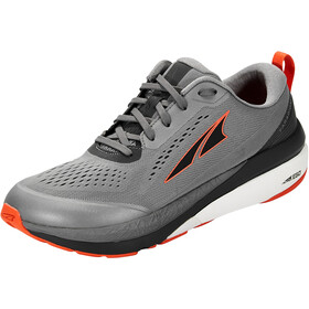 Altra Paradigm 5 Zapatillas Running Hombre, gray/orange